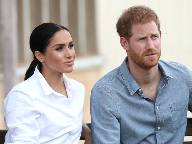 Meghan Markle et prince Harry : Les goodies à leur effigie ne se vendent plus !