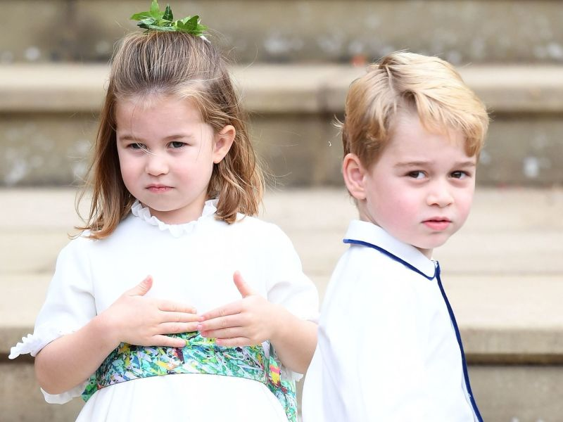 Kate Middleton et le prince William : Leurs enfants confinés à Kensington Palace