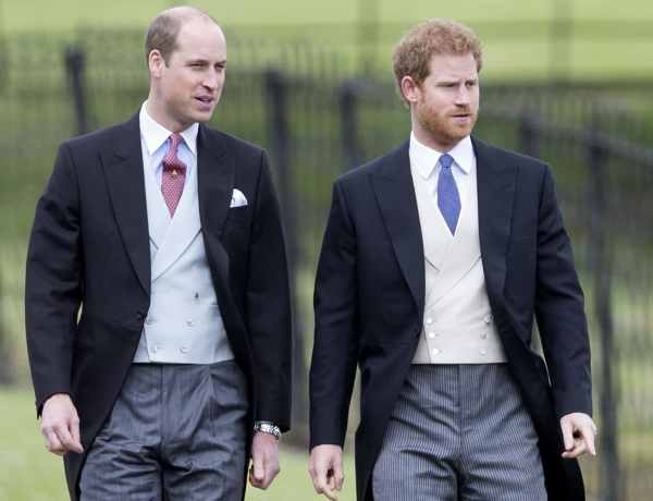 Les princes William et Harry toujours en froid ? Cet indice qui en dit long…