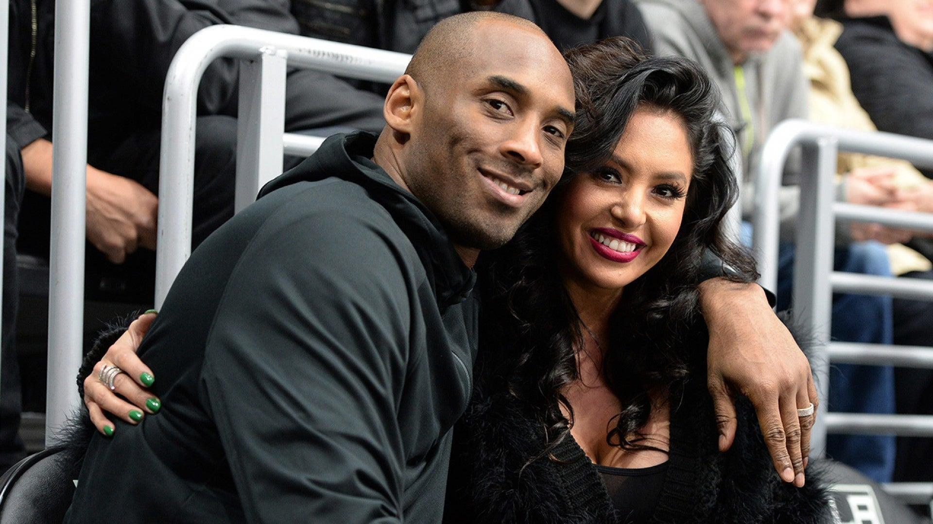Kobe et Vanessa Bryant @BestImage