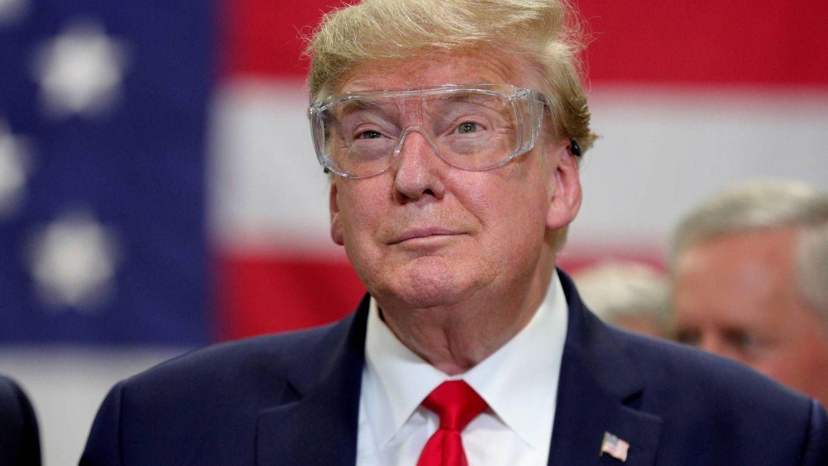 Coronavirus : Donald Trump prend de l'hydroxychloroquine !