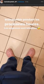 Marine Lorphelin : l'ancienne Miss France tire la sonnette d'alarme pour les hôpitaux