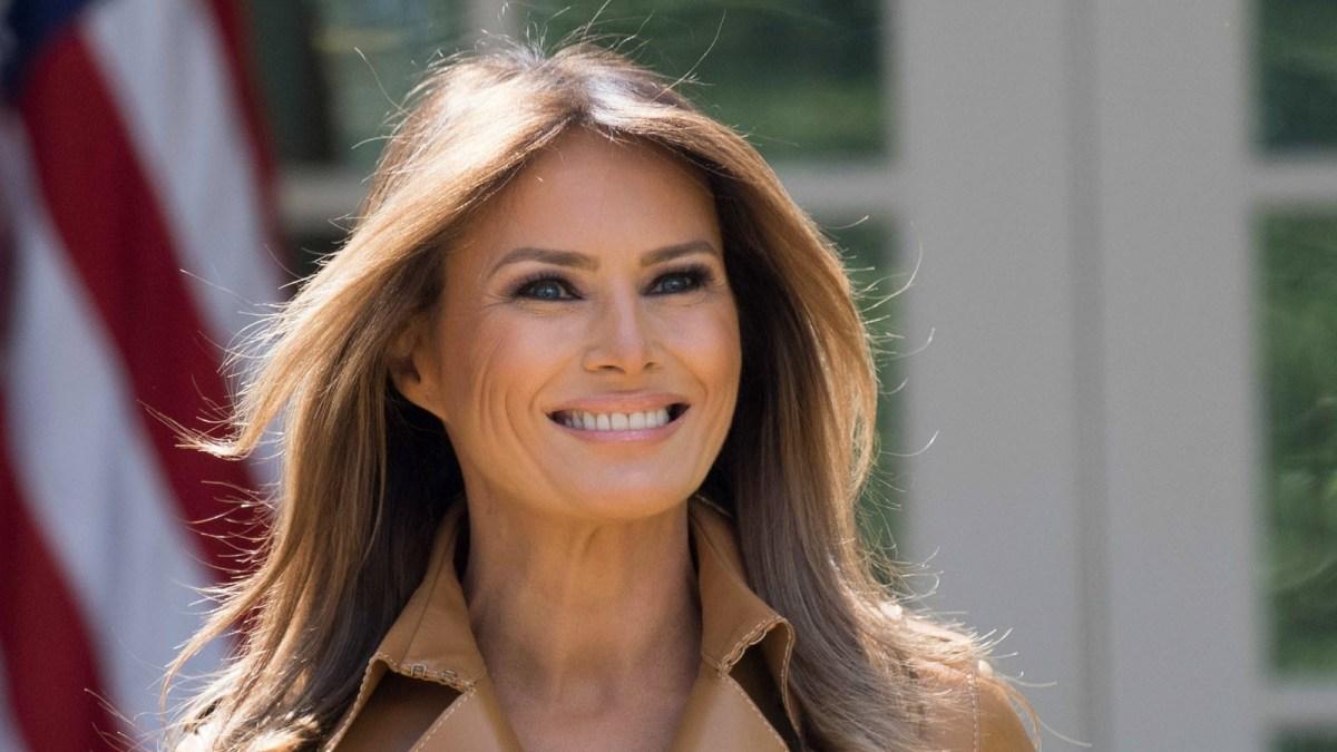 Melania Trump : elle s'affiche en désaccord avec Donald Trump