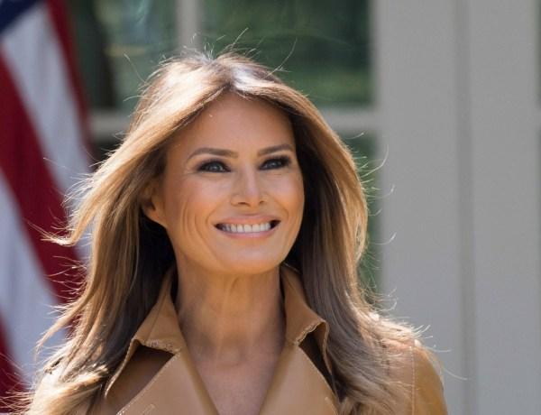 Melania Trump : elle se rebelle face à Donald Trump