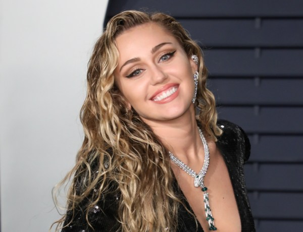 Miley Cyrus : Sa nouvelle coupe de cheveux va vous surprendre !