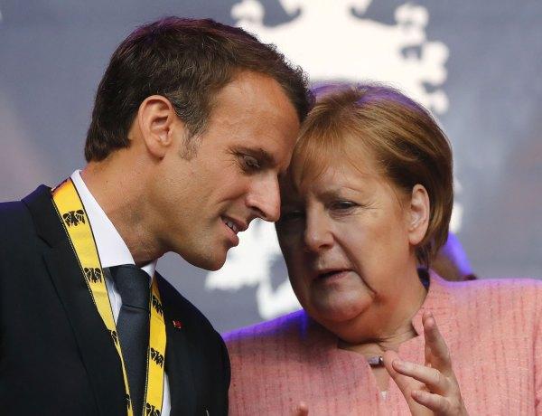 Emmanuel Macron : cette surprenante requête faite par Angela Merkel