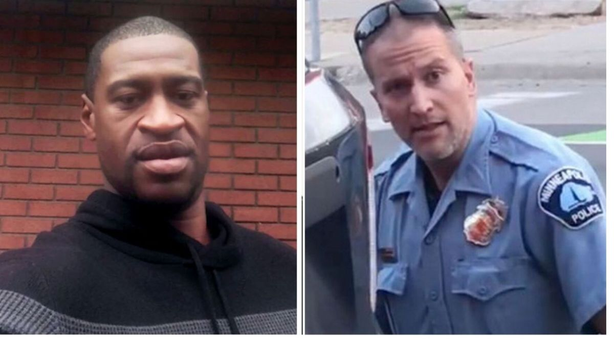 Mort de George Floyd : La femme du policier incriminé demande le divorce