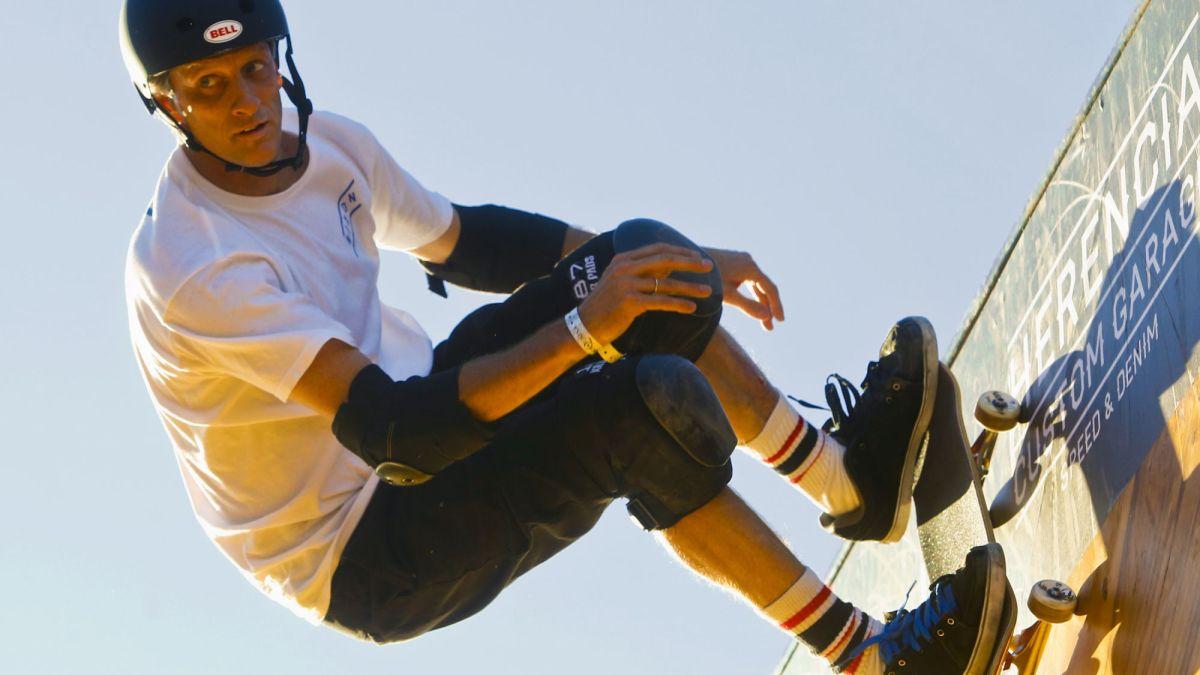 Tony Hawk : l'impressionnante blessure de la légende du skateboard