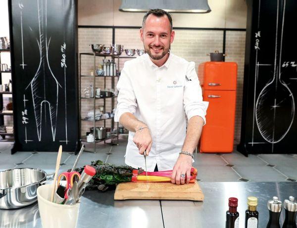 Top Chef : David Gallienne épinglé pour ses «exigences de diva»