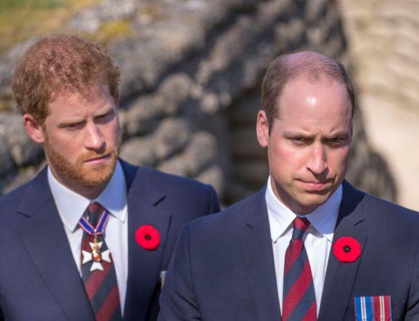 Une relation fraternelle retrouvée ? Les princes William et Harry de plus en plus proches