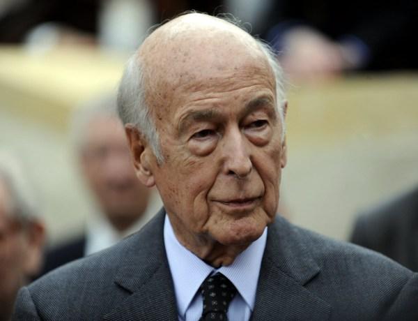 Valéry Giscard d'Estaing qualifie de «grotesque» l'accusation d'agression sexuelle contre lui