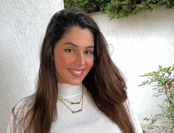 Coralie Porrovecchio maman : Elle a du mal à accepter son nouveau corps
