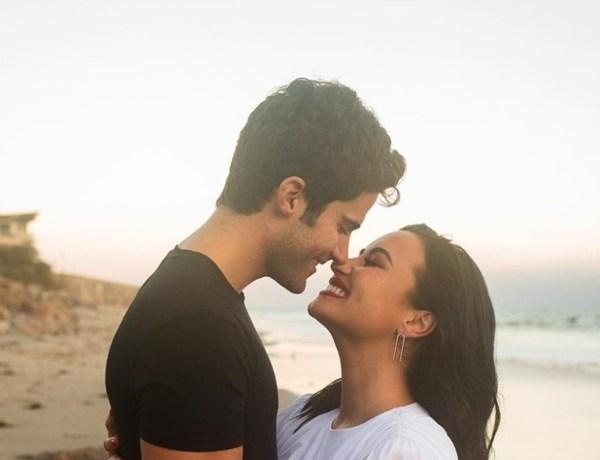 Demi Lovato fiancée à Max Ehrich : Le prix astronomique de sa bague révélé