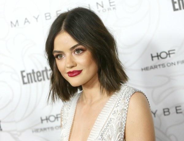 Lucy Hale : L'actrice de Pretty Little Liars en couple avec un ex-Bachelor ?