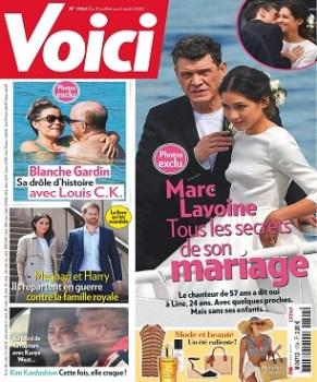 Marc Lavoine marié à Line Papin : Le chanteur contraint d'avancer la date de la cérémonie !
