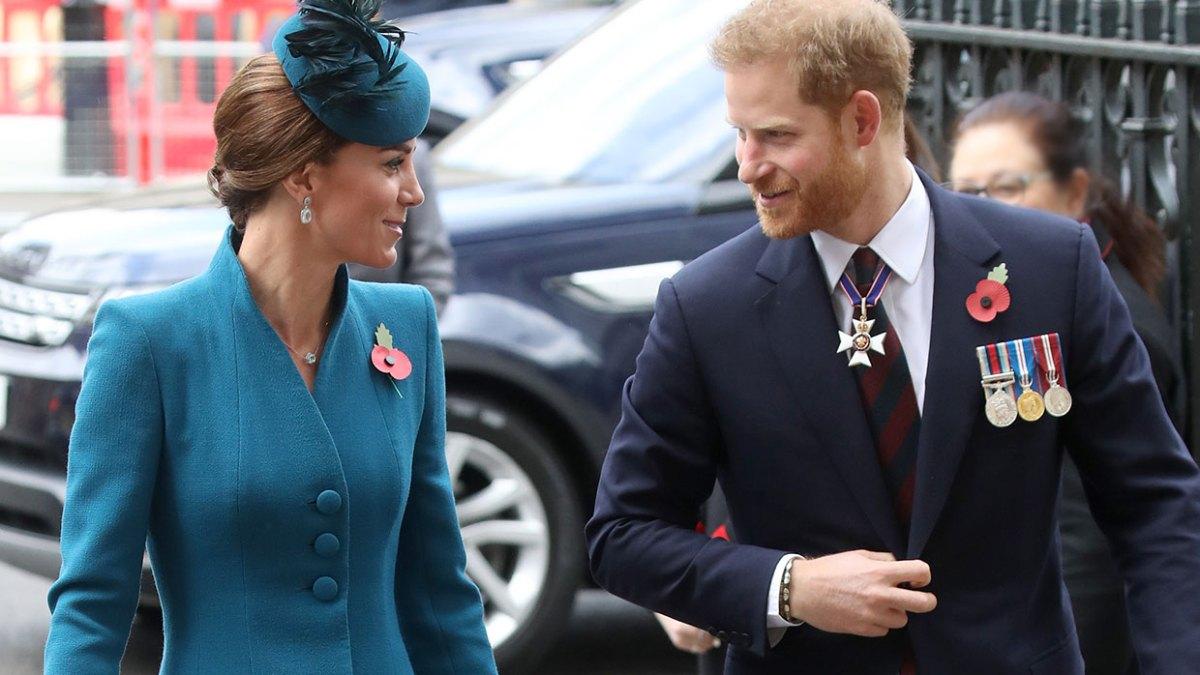 Une remarque déplacée du prince Harry sur Kate Middleton fait polémique