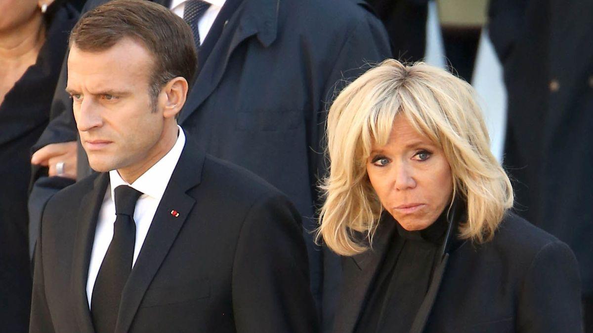 Brigitte Macron : cas contact pour le coronavirus et mise à l'isolement