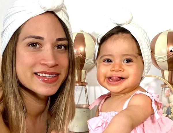 [EXCLU] Cécilia (Mamans et célèbres) : «Certains haters critiquent l'éducation de ma fille !»
