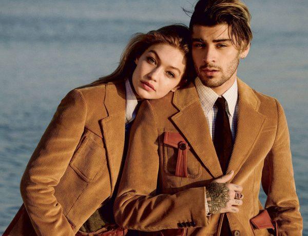 Gigi Hadid enceinte : Baiser langoureux avec Zayn Malik, son «baby daddy»