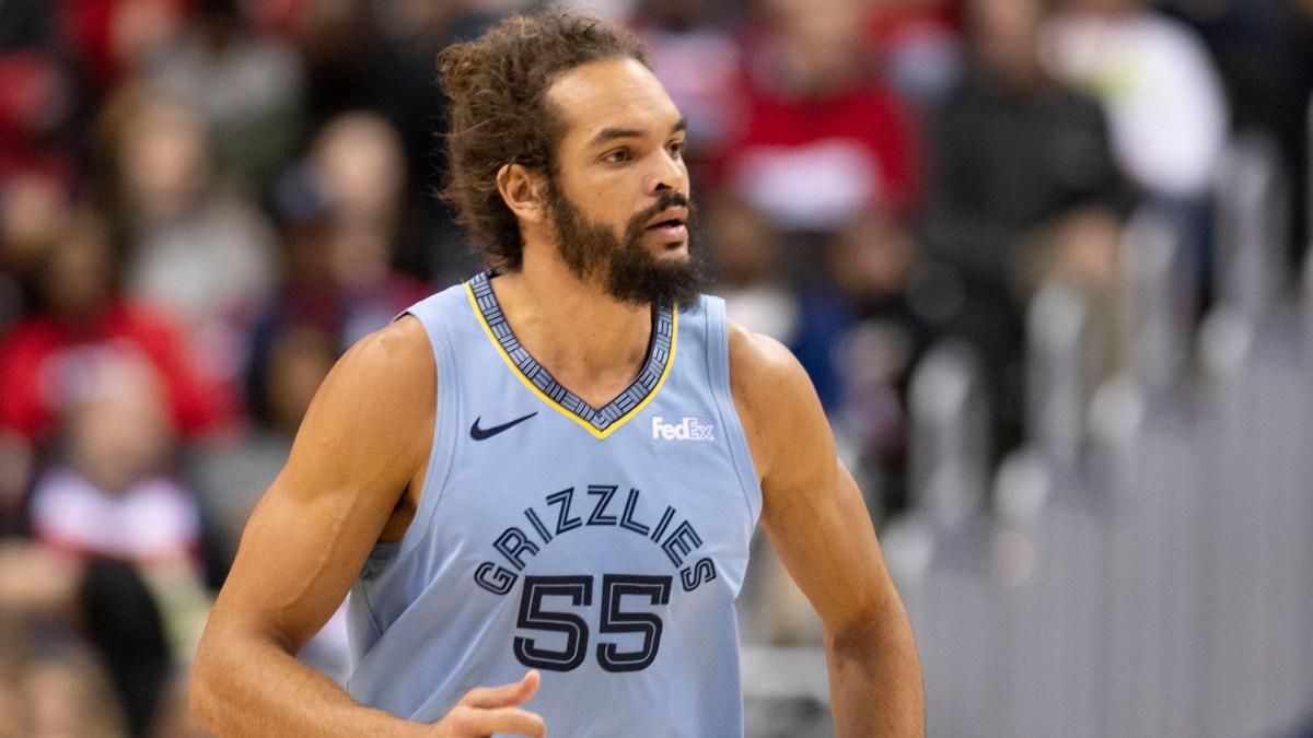 Joakim Noah : le basketteur joue au chaman avec ses coéquipiers