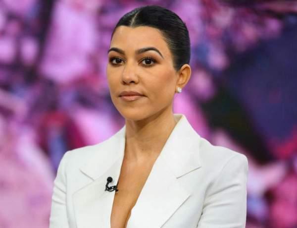 Kourtney Kardashian : Moment étrange, elle s'éclate avec la nouvelle copine de son ex !