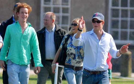 Le prince Harry s'est séparé de son meilleur ami pour Meghan Markle !