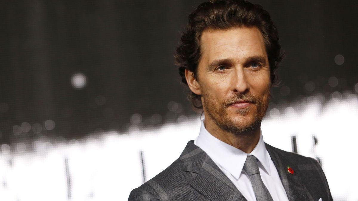 Matthew McConaughey passe 12 jours dans le désert pour écrire son autobiographie