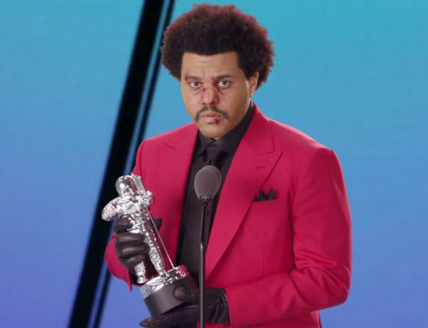 The Weeknd demande justice sur la scène des MTV Video Music Awards