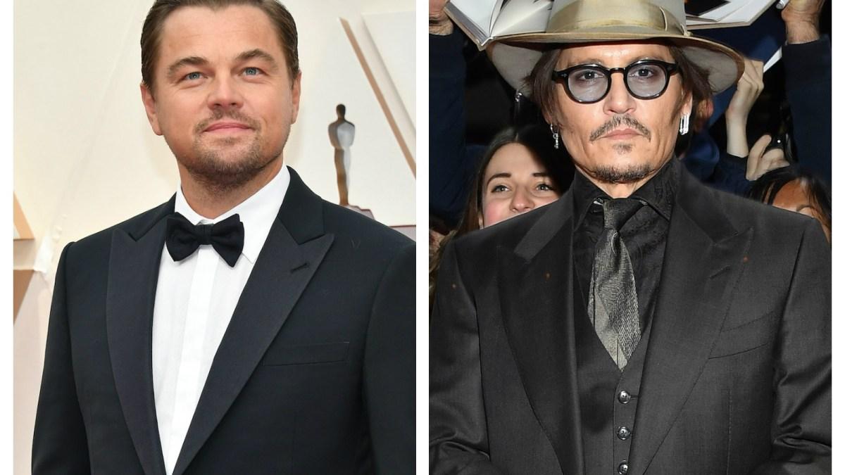 Traité de « tête de citrouille », Leonardo DiCaprio furieux contre Johnny Depp