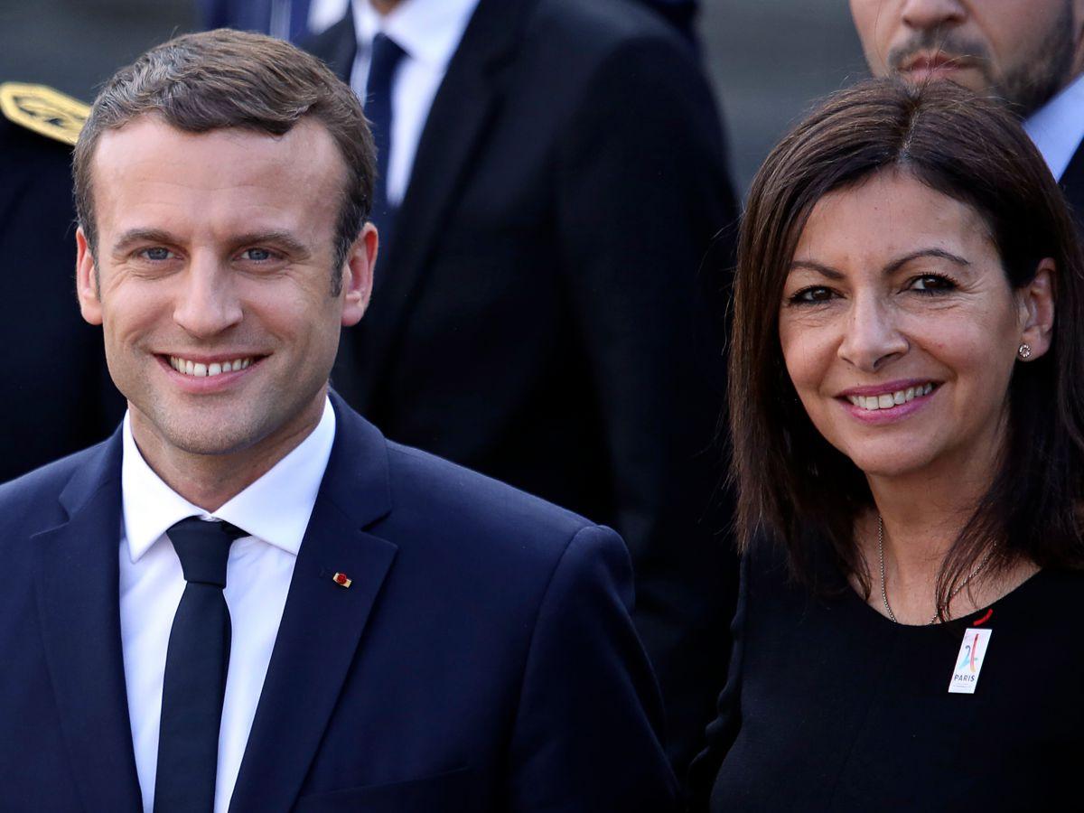 Emmanuel Macron et Anne Hidalgo en guerre ? Les révélations chocs