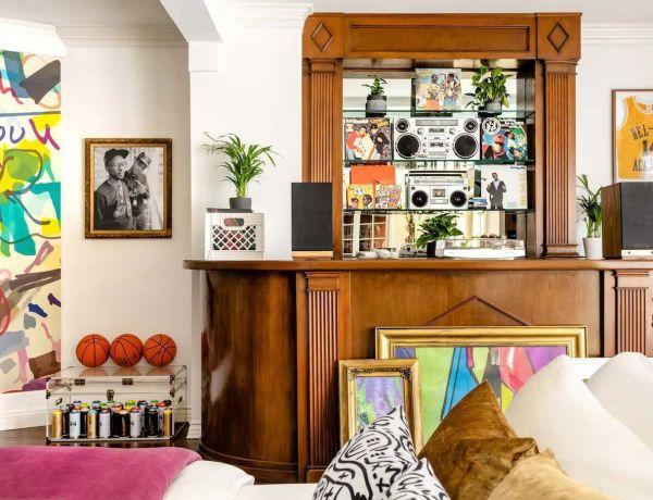 La maison du Prince de Bel Air, disponible sur Airbnb