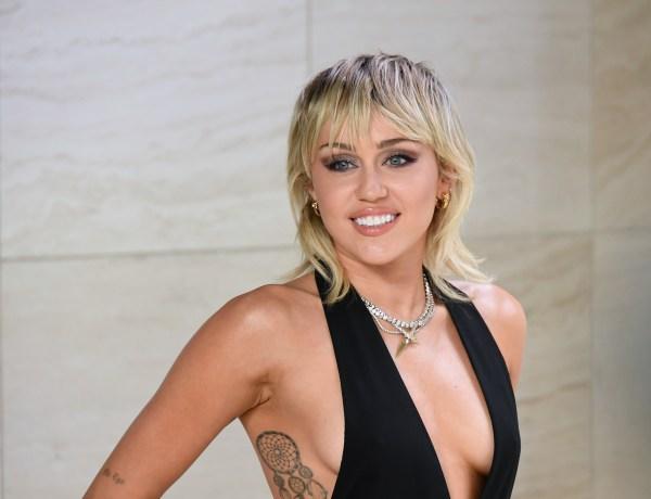 Miley Cyrus à propos de son divorce : «Je suis vraiment passée pour la vilaine»