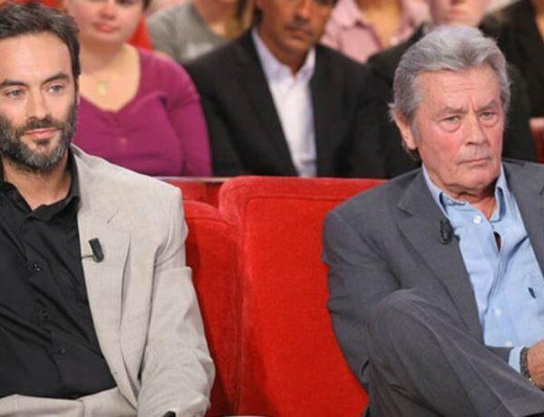 Alain Delon : Plus d'un an après son AVC, le comédien «a régressé» selon son fils Anthony
