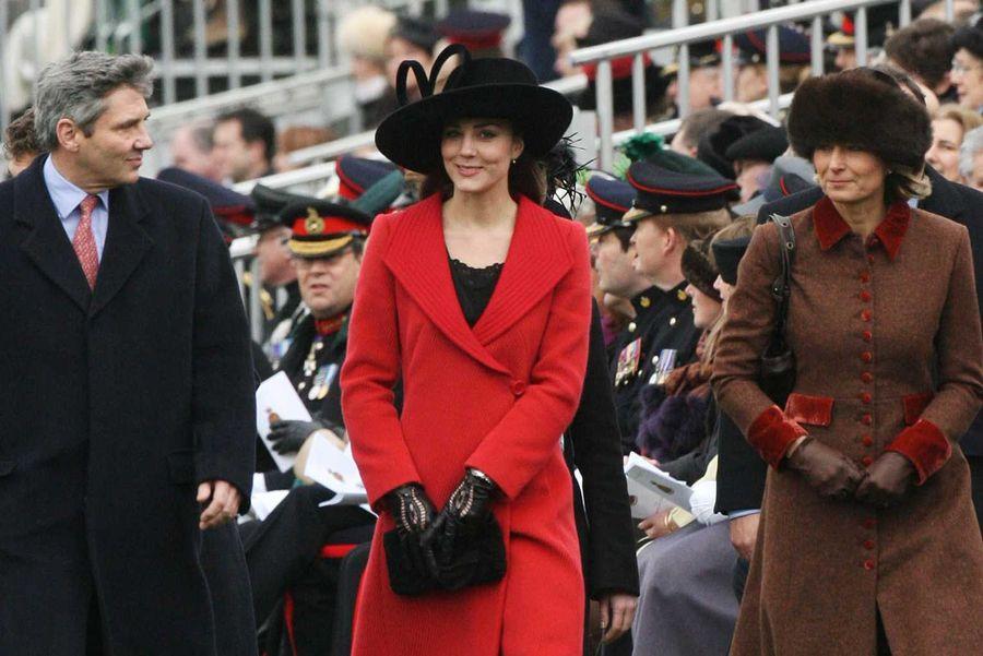 Prince William : L'héritier du trône serait très sexy en uniforme, selon son épouse Kate Middleton