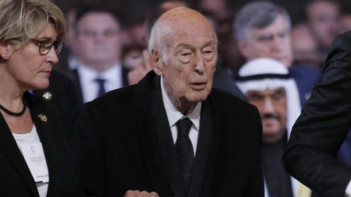 Valéry Giscard d'Estaing hospitalisé : L'ancien Président a été admis en réanimation
