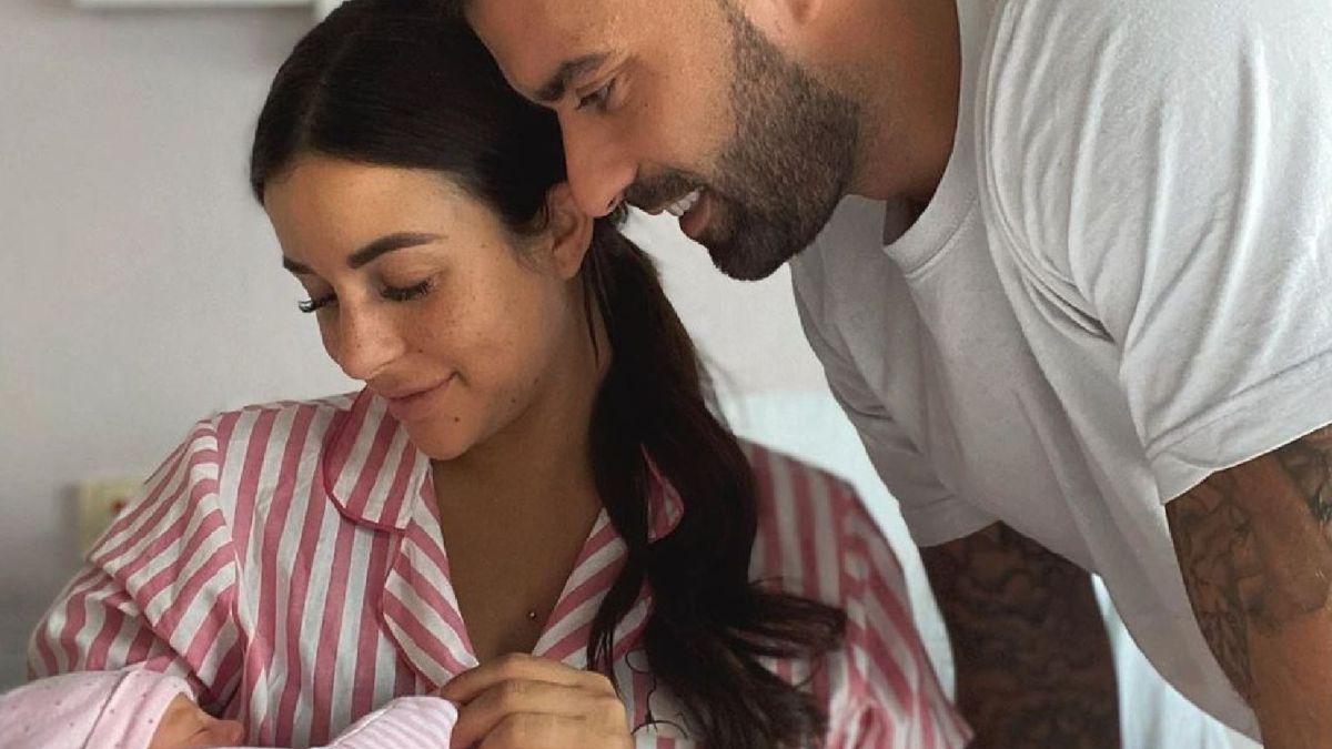 Vincent Queijo et Rym Renom parents : Ils dévoilent le prénom de leur fille !