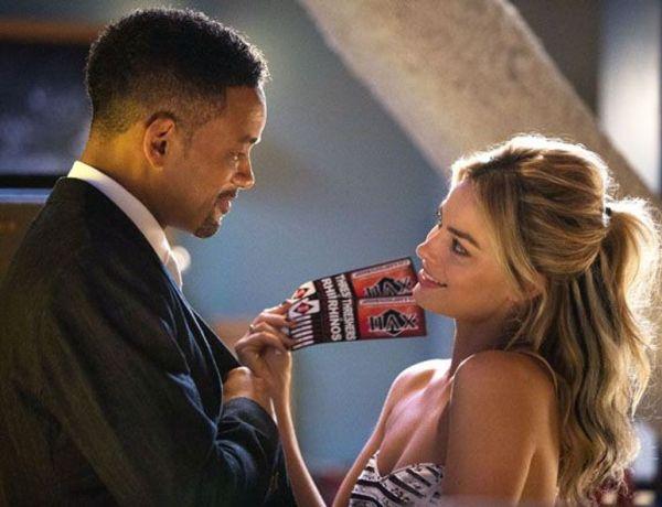 Will Smith et Margot Robbie : Bien plus que de simples collègues sur le tournage de Diversion ?