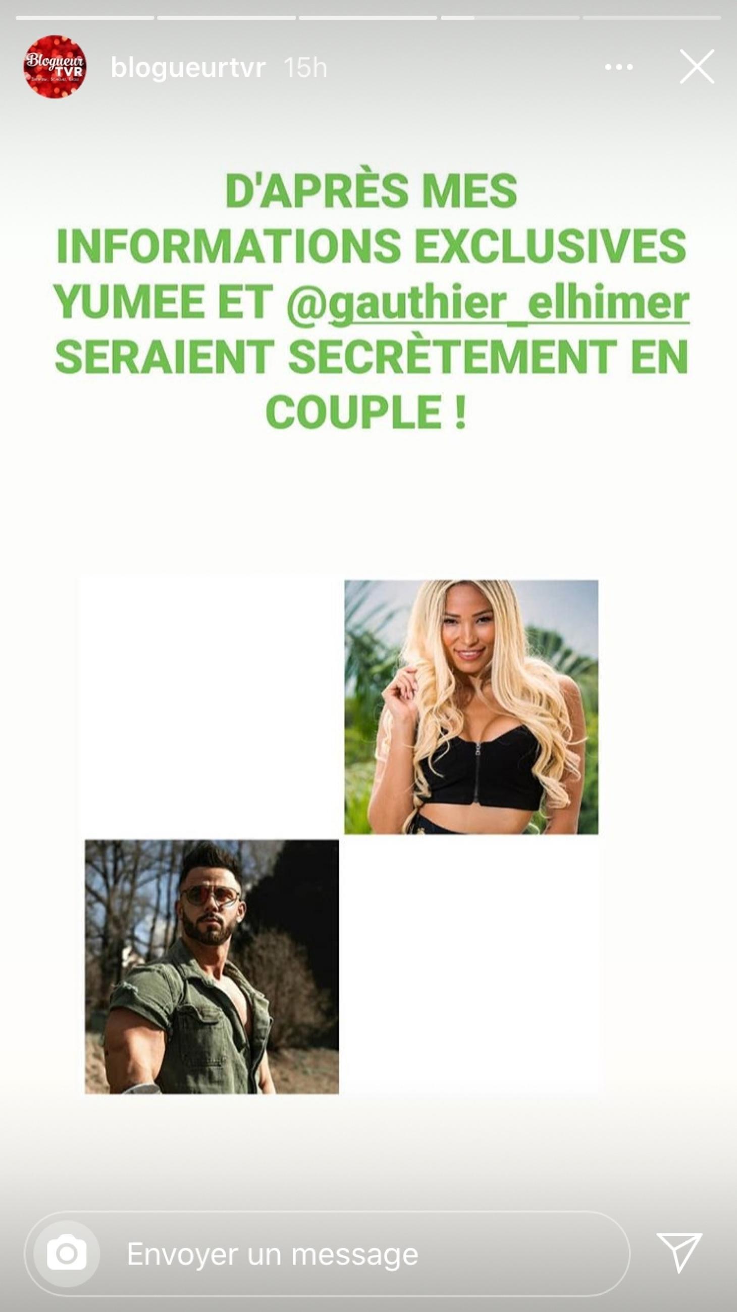 Gauthier El Himer : en couple avec une candidate des Anges 12 ?