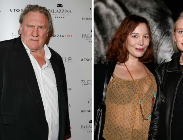 Gérard Depardieu en deuil : La fille de Guillaume Depardieu annonce le décès de sa mère