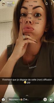 LMvsMonde5 : Mélanie Da Cruz pousse un gros coup de gueule contre la production !