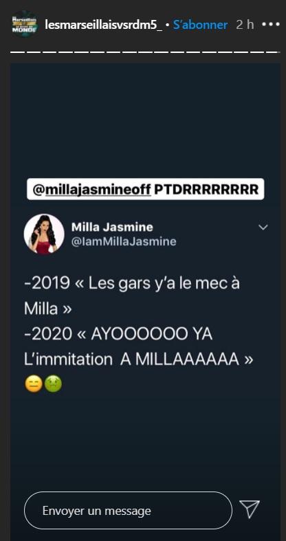 Milla Jasmine tacle Feliccia, la nouvelle petite amie de Mujdat Saglam... et ça vaut le détour !
