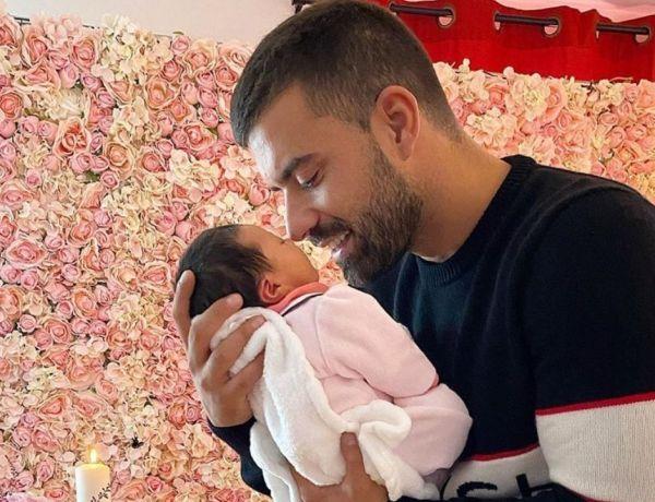 Vincent Queijo dévoile une magnifique photo en compagnie de sa fille