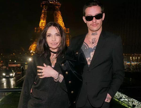 Béatrice Dalle : Sortie très remarquée au bras de son fiancé de 24 ans