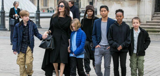Brad Pitt et Angelina Jolie : leur ancien garde du corps fait des confidences privées sur leurs enfants