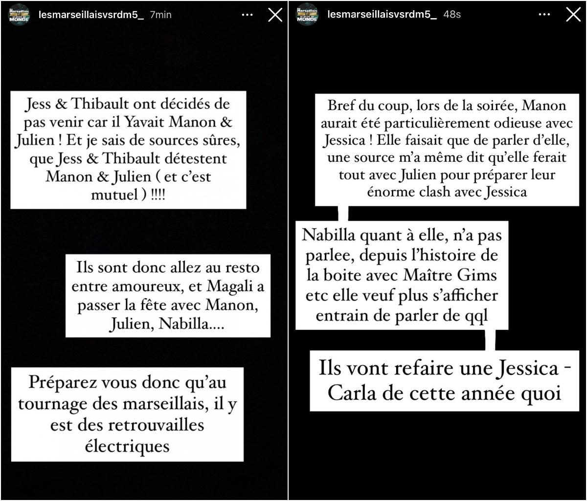 Jessica Thivenin en guerre avec Manon Marsault et Julien Tanti : Ils vont régler leurs comptes sur le tournage des Marseillais !