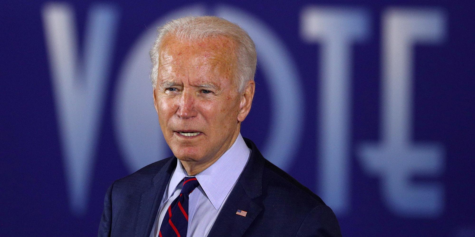 Joe Biden, le nouveau président des USA