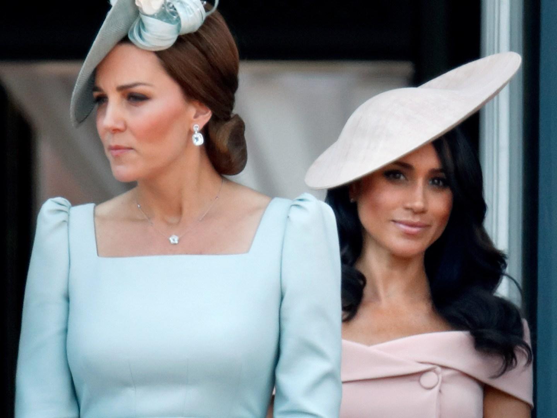 Meghan Markle aurait quitté Londres à cause de Kate Middleton !