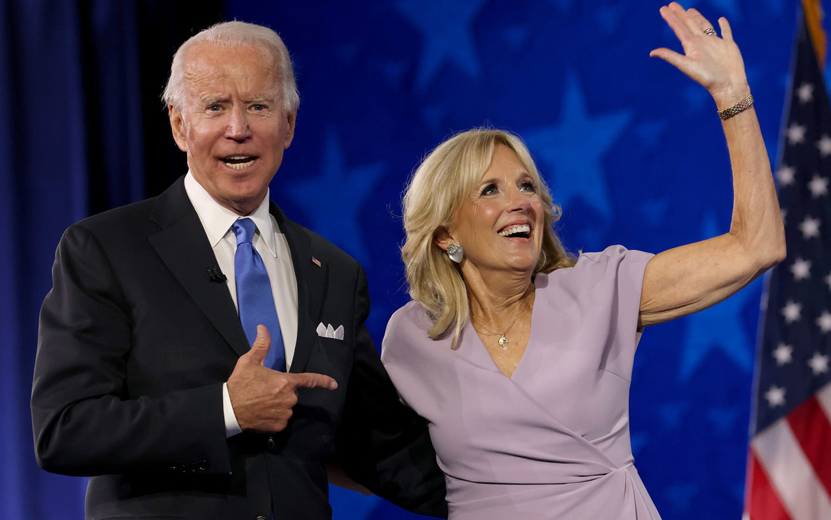Qui est Jill Biden, la nouvelle First Lady ?