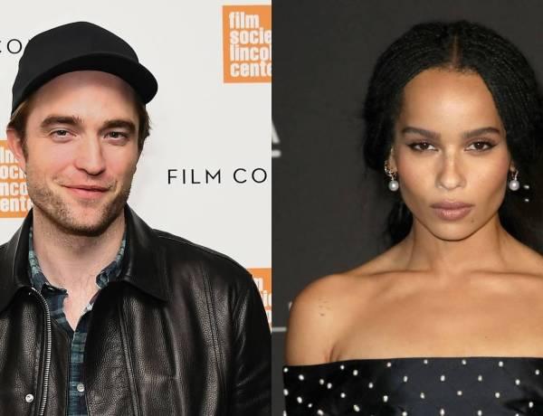 Robert Pattinson et Zoé Kravitz : ambiance tendue sur le tournage de Batman ?