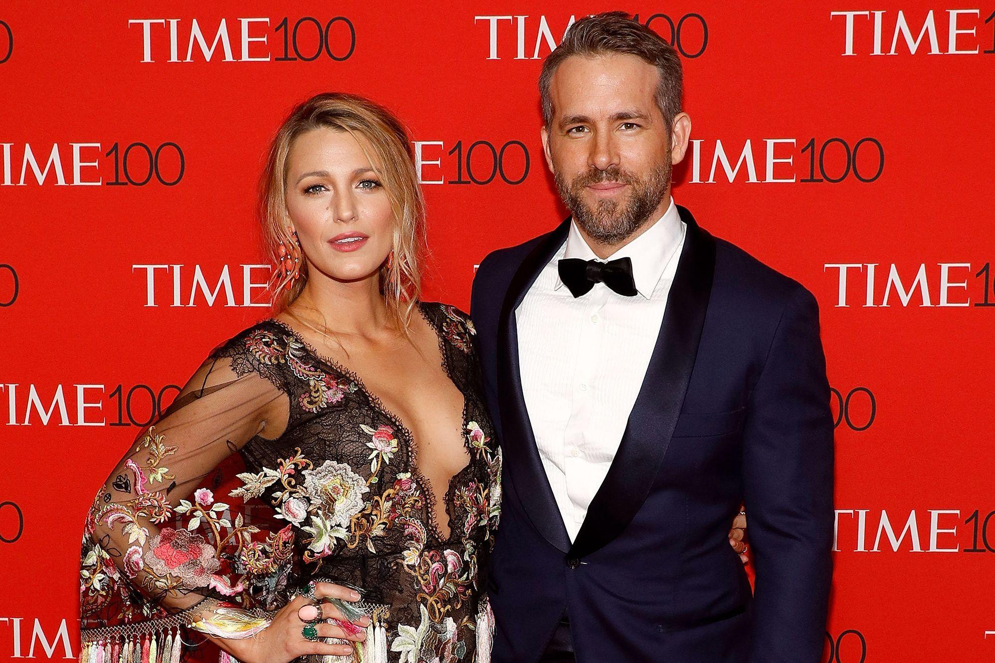 Ryan Reynolds et Blake Lively ©Taylor Hill/Getty